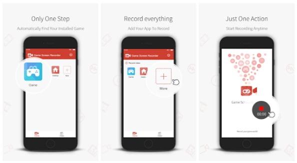 Game Screen Recorder App