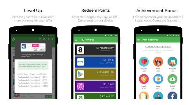 AppKarma Rewards & Gift Cards App