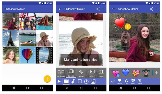 Scoompa Video Photo Slideshow App