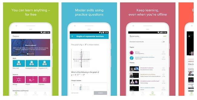Khan Academy App