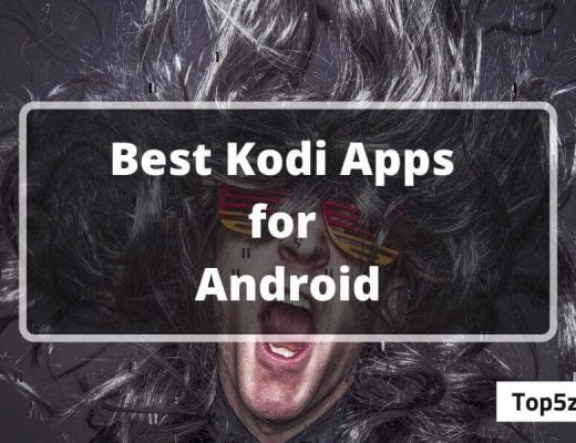 Best Kodi Apps for Android