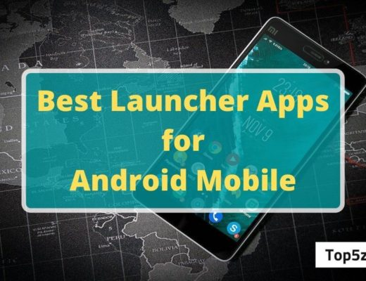 Best Launcher Android Apps