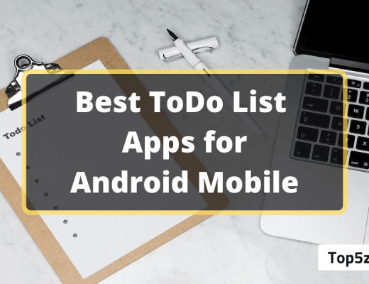 Best Todo List Apps for Android
