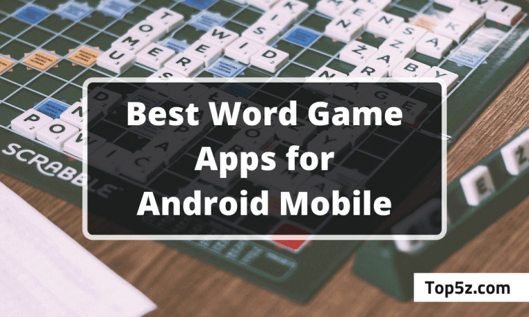Best Word Games for Andorid Device