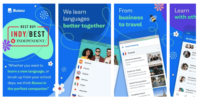 Busuu Languages App