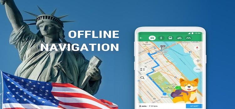 Maps.me Navigation App