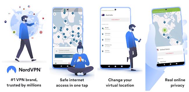 NordVPN - Fast VPN App