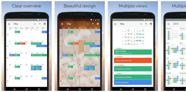 One Calendar App