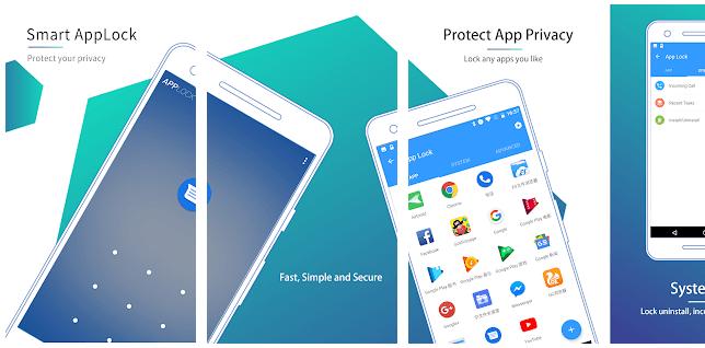 Smart Applock App