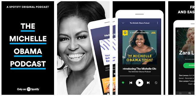 Spotify Listen Podcasts
