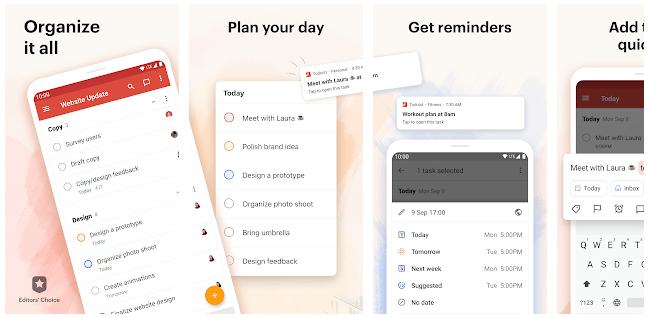 ToDo List, Tasks & Reminder App