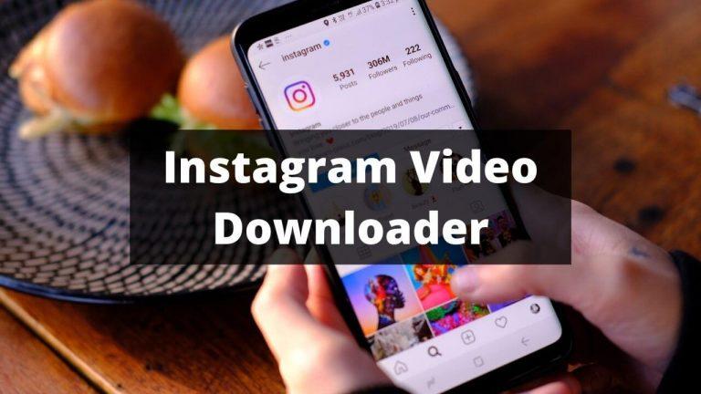 Download Instagram Videos