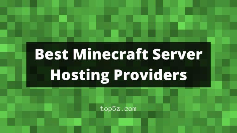 Best Minecraft Server Hosting Providers