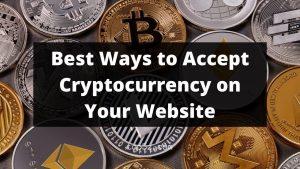 best cryptocurrency gateway