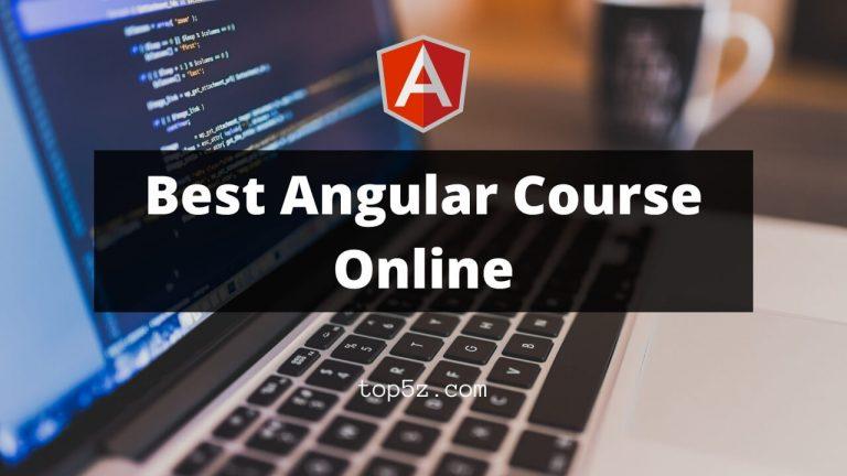 Best Angular Course Online