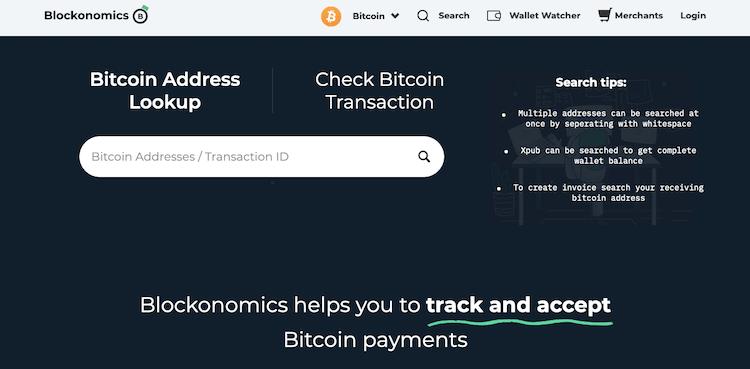 Blockonomics Gateway