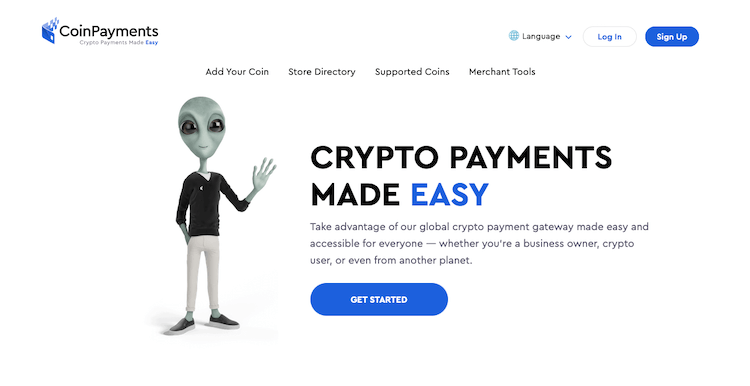 Coinpayment Crypto Gateway