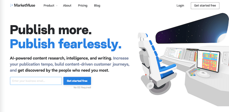marketmuse Content Tool
